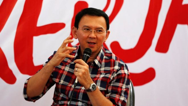 INDONESIA: Jakarta's Christian governor on trial for blasphemy