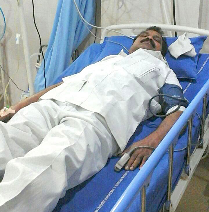 INDIA: Pastor in intensive care after beating by Hindu extremists