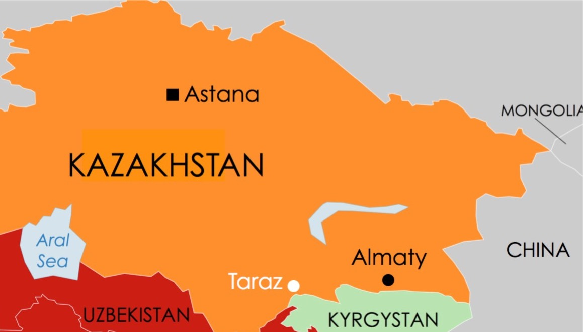 KAZAKHSTAN: Wave of raids on Baptist churches