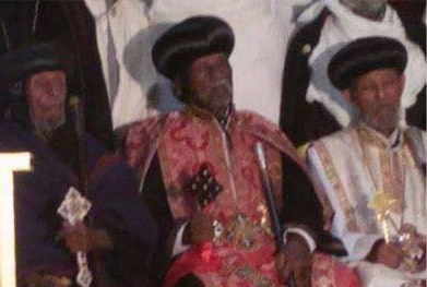 ERITREA: Patriarch appears in public for first time in 10 years