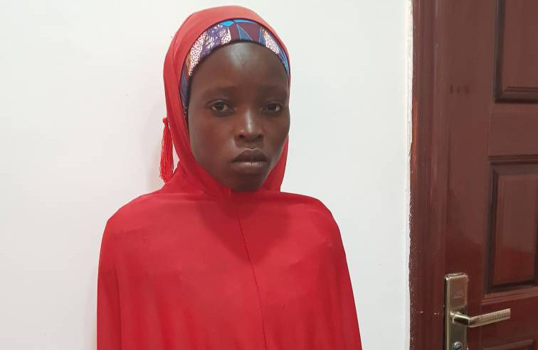 NIGERIA: Another Chibok girl rescued
