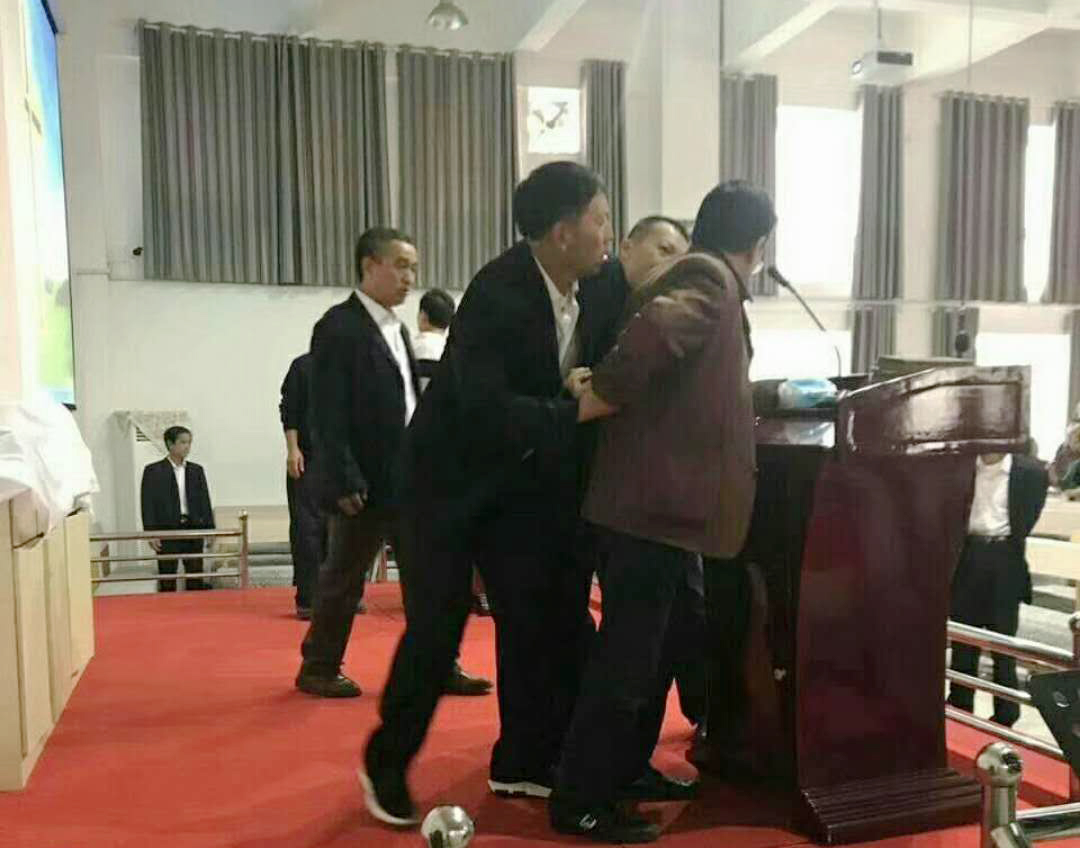 CHINA: New religion regulations lead to crackdown in Henan