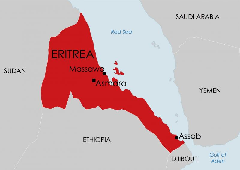 ERITREA: Newlyweds among 32 Christians arrested in Asmara in March