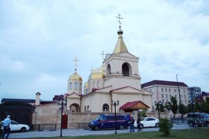Archangel Michael Church, Grozny