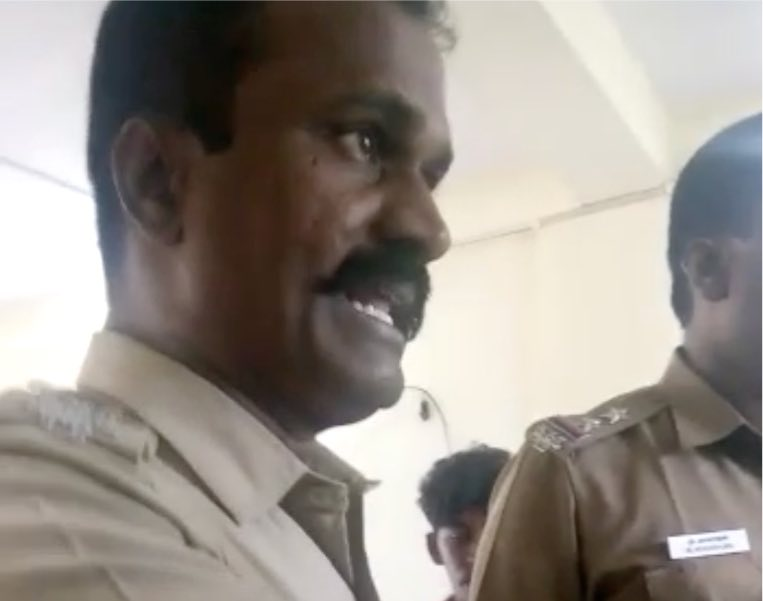 INDIA: Pastor and his mother harassed at police station