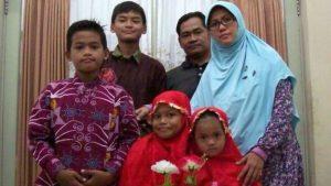 Surabaya family bombers