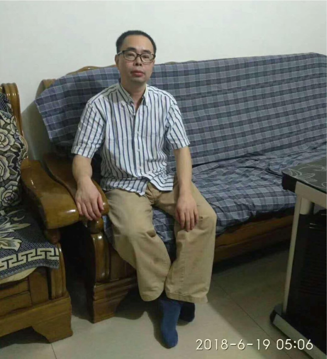 CHINA: Pastor Yang Hua released from prison