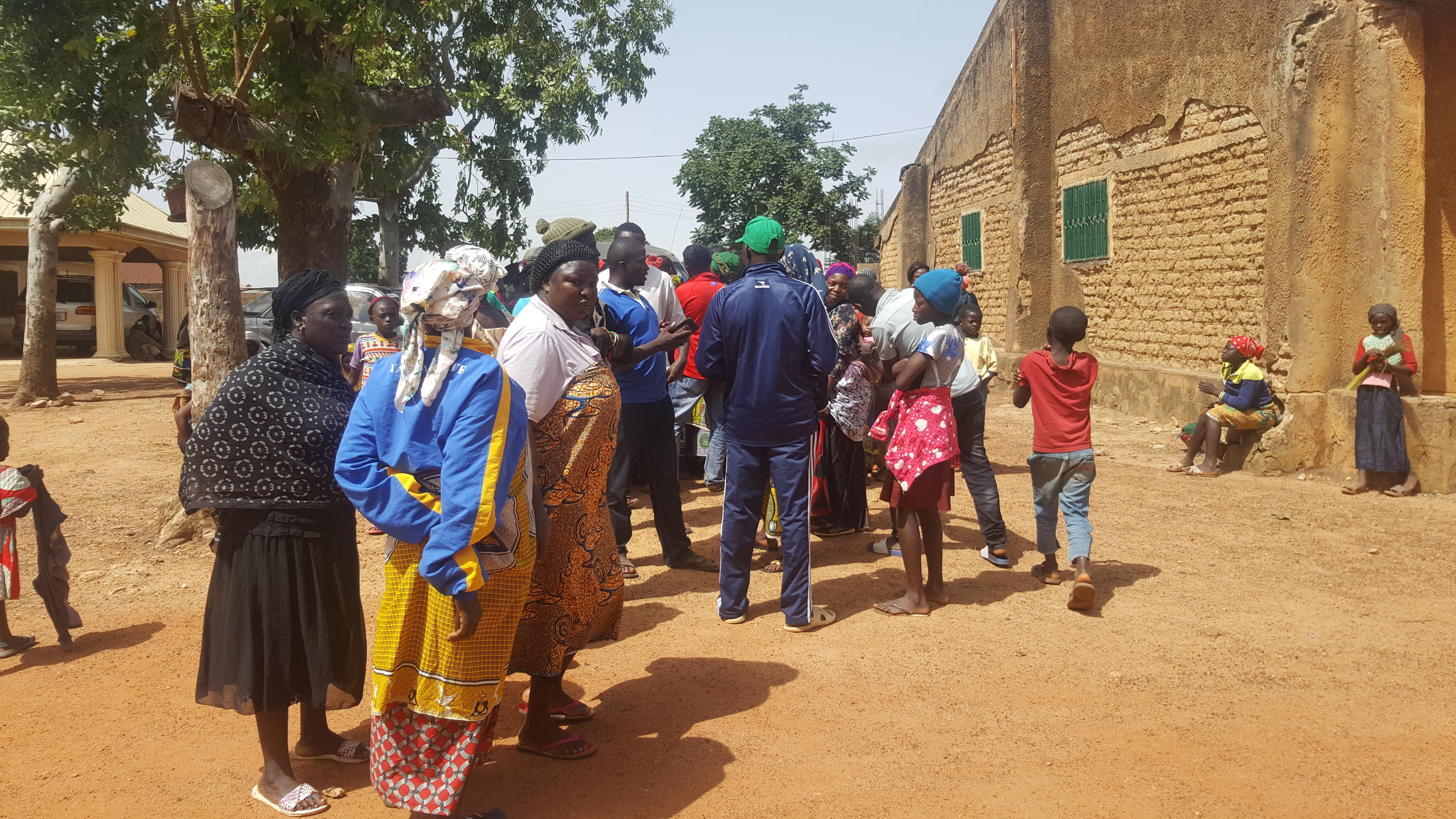 Displaced Plateau survivors