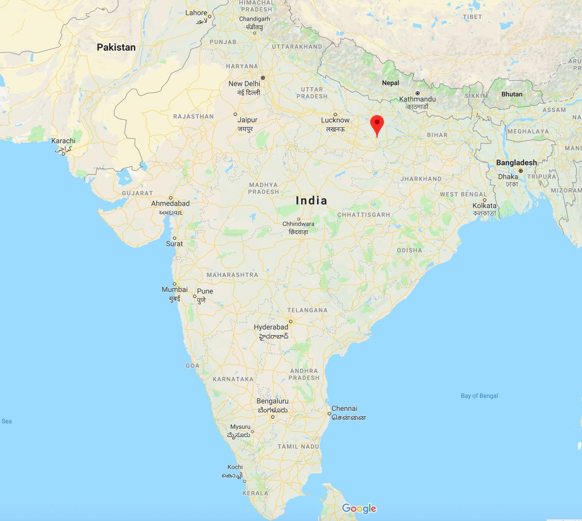INDIA: Police charge 271 Christians in Uttar Pradesh