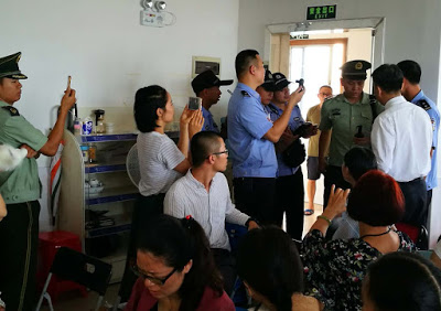 CHINA: Churches closing all over the country