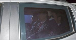 Andrew Brunson arriving at court