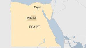 Minya map