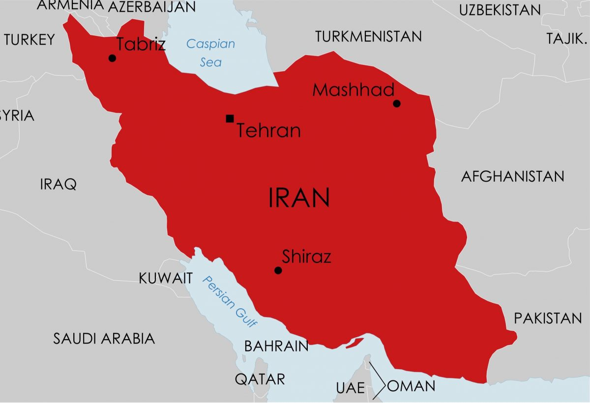 IRAN: Over 100 Christians arrested in one week across country