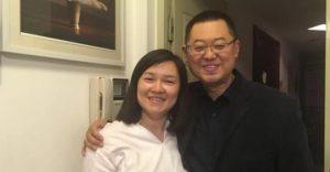 Wang Yi & Jiang Rong