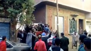 Minya mob