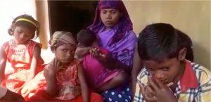 Sukbati and children