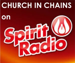 CiC on Spirit Radio logo