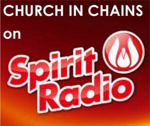 CiC on Spirit Radio logo