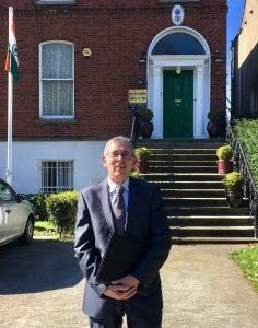 David Turner (INdian Embassy)