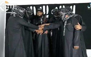 Islamic State bombers