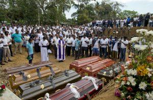 Negombo funerals