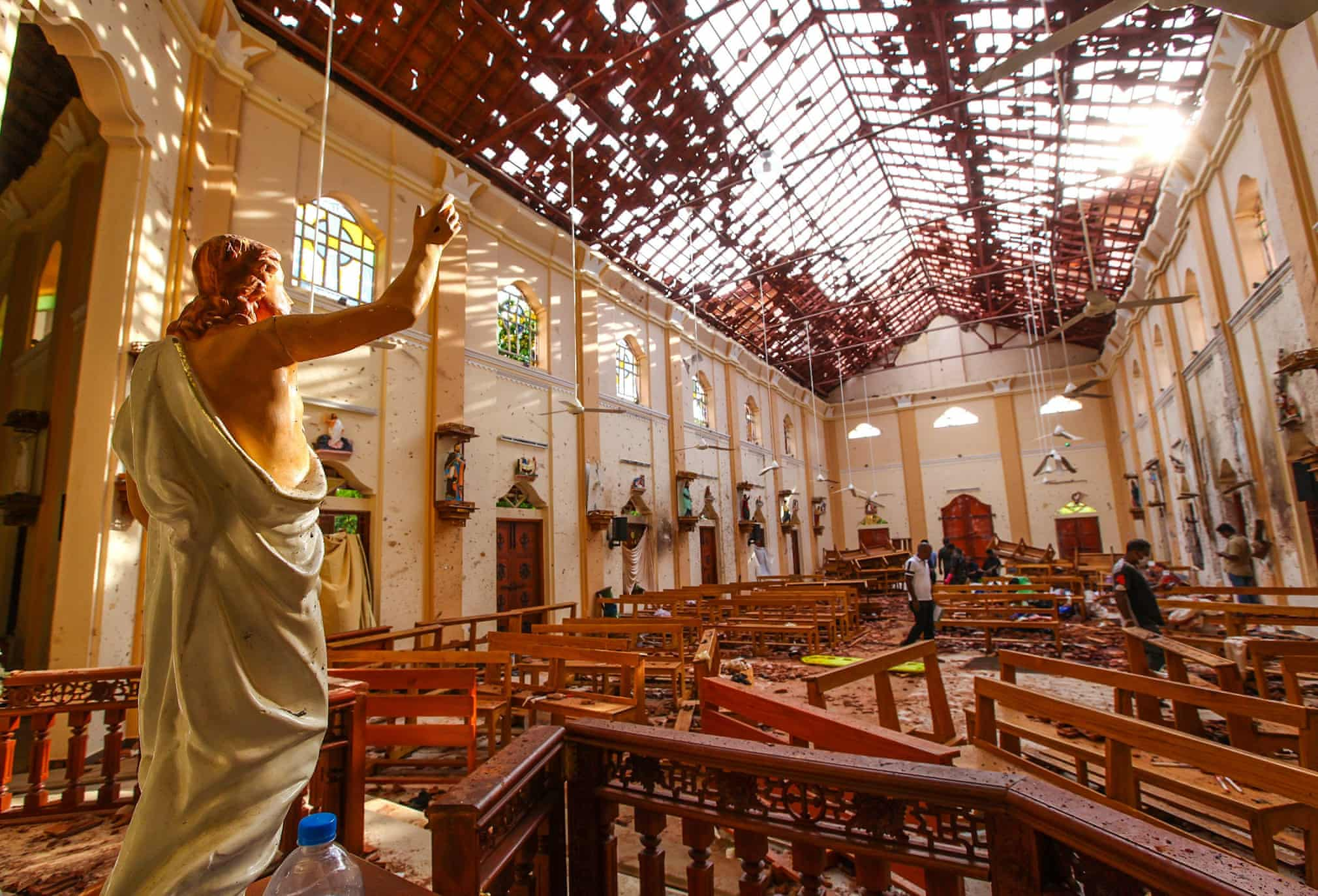 St Sebastian's church Negombo