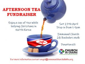 North Korea Fundraiser