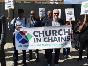 Church in Chains banner