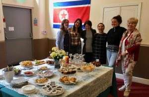 North Korea Afternoon Tea Fundraiser