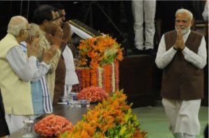 Narendra Modi (re-elected)