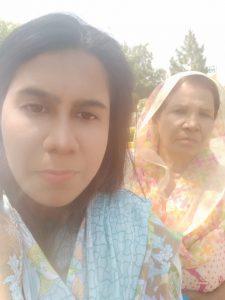 Mehwish with Nawab