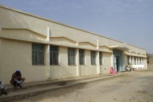 St George hospital, Keren, Eritrea