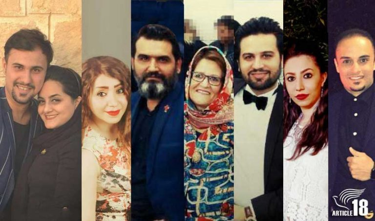 IRAN: Eight Christian converts arrested; five others summoned to prison