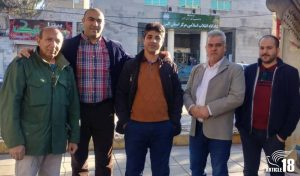 Five Karaj Christians