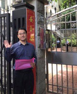 Pastor Yang Xibo