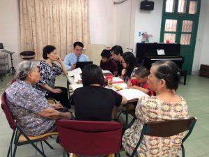 Xunsiding Church Bible Study