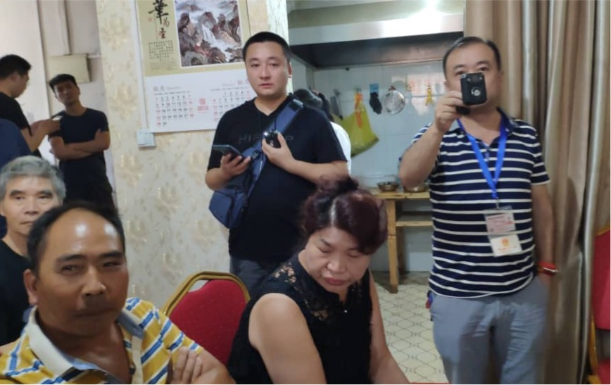 CHINA: Huoshi (Living Stone) Church raided again