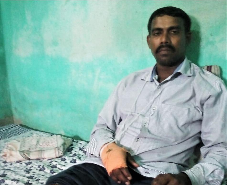 Pastor Shelton Viswanathan (Horiz)