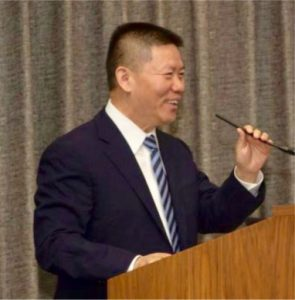 Bob Fu at Conference 2019