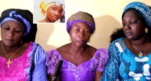 Leah Sharibu's family
