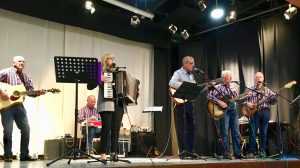 Ballybay Country Gospel Group with Margaret Johnston and Gordon Quinn