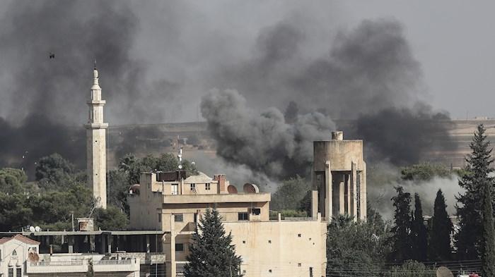Ras al-Ain, Syria