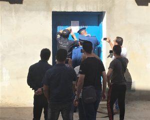Police seal Tafath church building