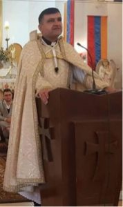 Father Hovsep Bedoyan