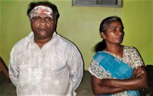 Babu Phinehas and-wife-Esther