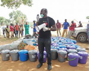 Stefanos Aid Buckets
