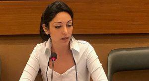 Sabrina Bet-Tamraz at UN Human Rights Council