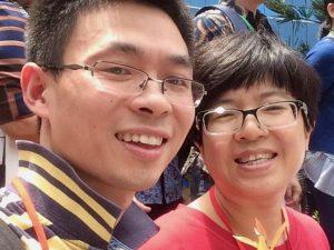 Qin Defu and Xiao Hongliu