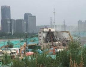 Sunzhuang Church demolished