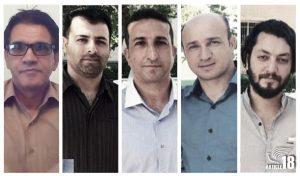 Iran Prisoners (Covid-19)